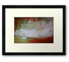 Prints from abstract painting  Framed Print
