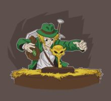 Raiders of the Lost Ocarina  Kids Clothes