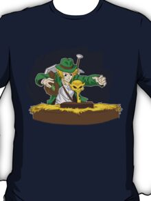 Raiders of the Lost Ocarina  T-Shirt