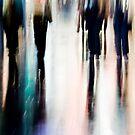 human paths by evap