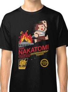 Super Nakatomi Tower Classic T-Shirt