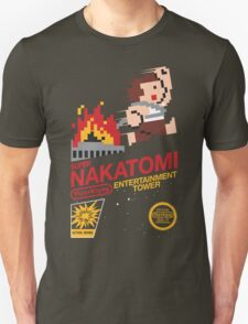 Super Nakatomi Tower T-Shirt