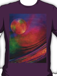 Outer Limits-Available As Art Prints-Mugs,Cases,Duvets,T Shirts,Stickers,etc T-Shirt