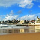 Estoril view by tereza del pilar