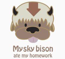 My Sky Bison Ate my Homework by Soseiru