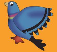 Pigeon by stuartm65