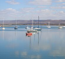 Spencer Gulf by eramophla
