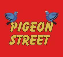 Pigeon Street by stuartm65