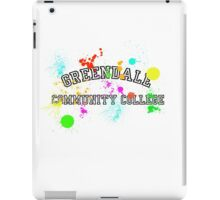 Greendale Community College - Paintball iPad Case/Skin
