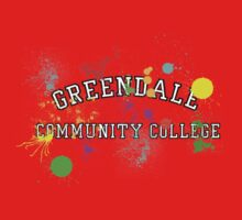 Greendale Community College - Paintball One Piece - Short Sleeve