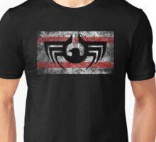 Blood Eagle - Weathered Banner Unisex T-Shirt