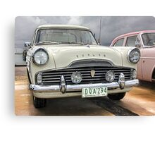 Ford Zephyr Ute…front Canvas Print