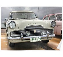 Ford Zephyr Ute…front Poster