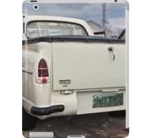 Ford Zephyr Ute … rear iPad Case/Skin