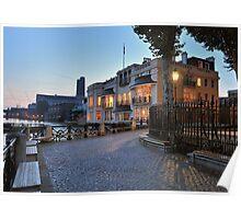 Trafalgar Pub - Greenwich Poster