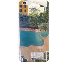 Indigo Blue 2 iPhone Case/Skin