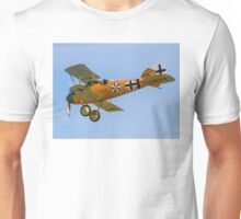 TVAL Albatros D.Va reproduction D.7343/17 Unisex T-Shirt