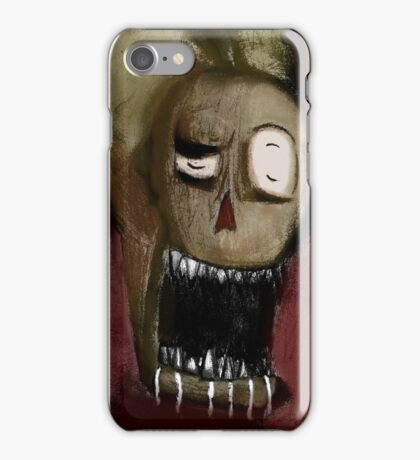 Don't let the bed bugs bite... iPhone Case/Skin