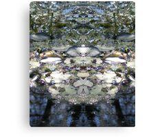 Northcote Community Gardens Fantasy 6 Canvas Print