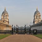 Royal Naval College - Greenwich by Lea Valley Photographic