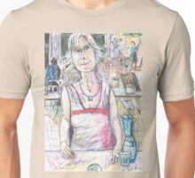 Gail at Llankelly Place Unisex T-Shirt