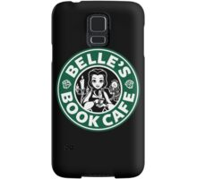 Belle's Book Cafe Samsung Galaxy Case/Skin
