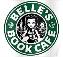 Belle's Book Cafe Poster