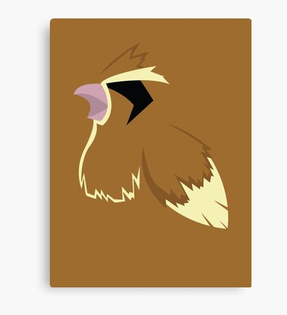 Pidgey Canvas Print