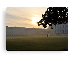 Greenwich Mist Canvas Print