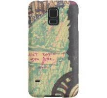 shot down 5th avenue Samsung Galaxy Case/Skin
