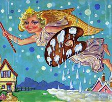 CHRISTMAS ANGEL by Paul Allen