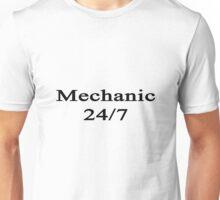 Mechanic 24/7  Unisex T-Shirt