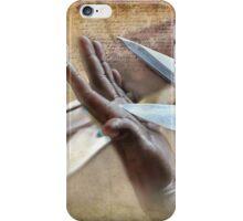 SHARP AS iPhone Case/Skin