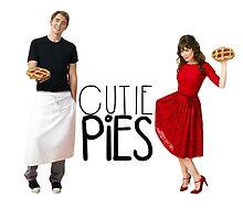 Cutie Pies by LookItsHailey