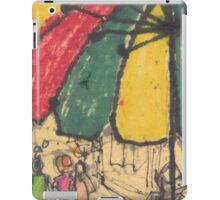 chinatown umbrella iPad Case/Skin