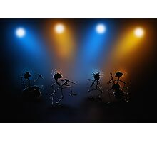 Rock stars Photographic Print