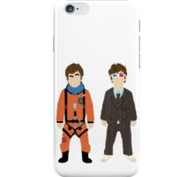 The Doctor's Wardrobe - Ten iPhone Case/Skin