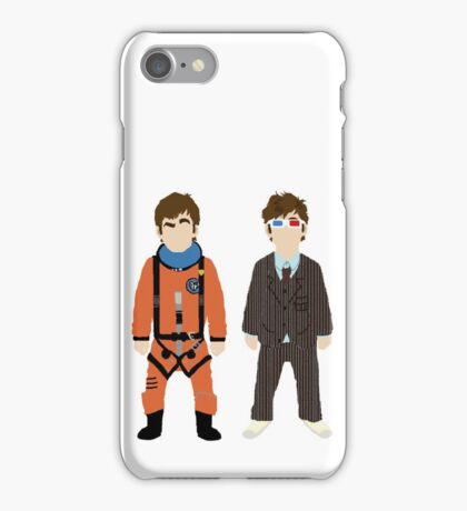The Doctor's Wardrobe - Ten iPhone Case/Skin