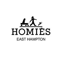 HOMIES - Hamptons - Hermes Parody  by Everett Day
