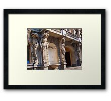 A House on Bolshaya Morskaya Framed Print