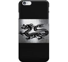 Vintage Metal Dragon iPhone Case/Skin