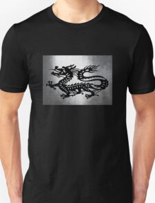 Vintage Metal Dragon T-Shirt