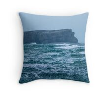 Wild Donegal Throw Pillow