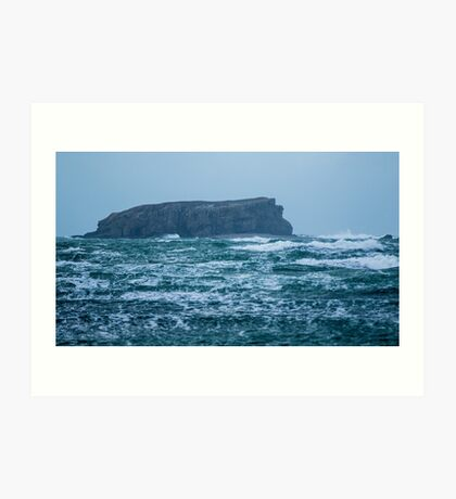 Wild Donegal Art Print