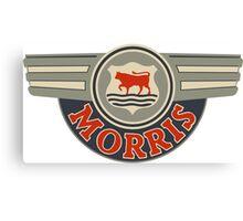 Vintage Morris Motors  Canvas Print