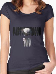 PartyNextDoor Two Women's Fitted Scoop T-Shirt