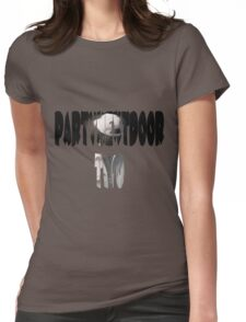 PartyNextDoor Two Womens Fitted T-Shirt