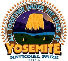 Yosemite - El Capitan by Philip McCobb