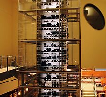 Impressive Wine Rack by Debbie Oppermann