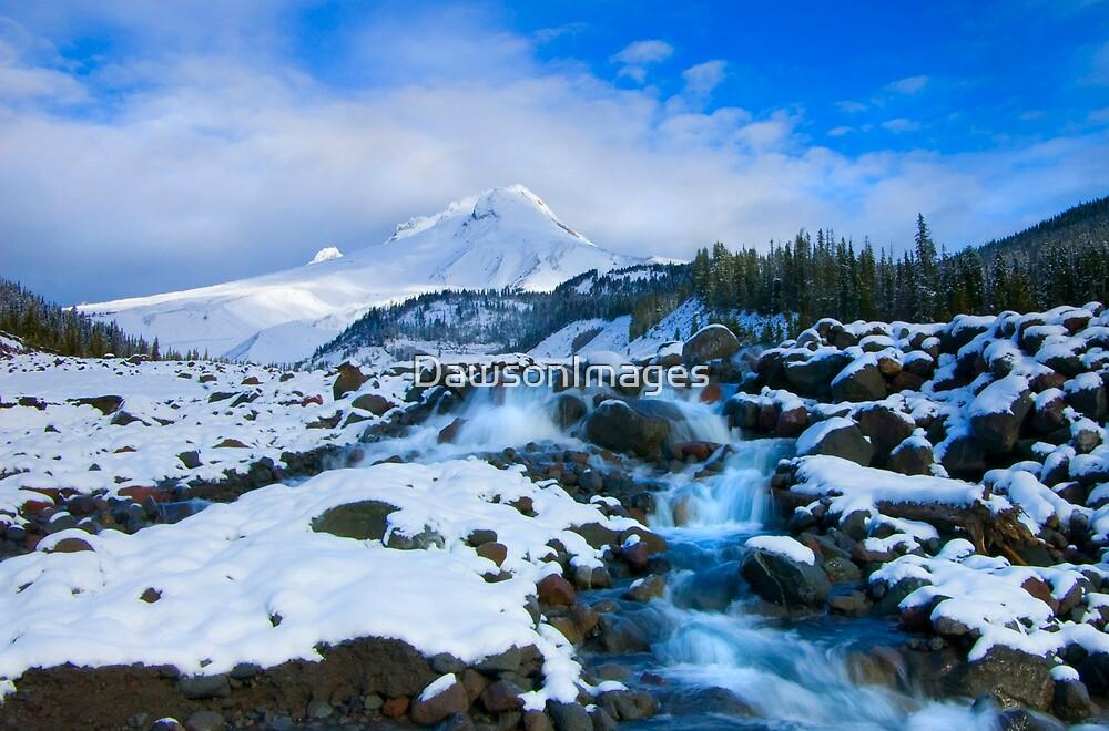 Mt. Hood Morning by DawsonImages